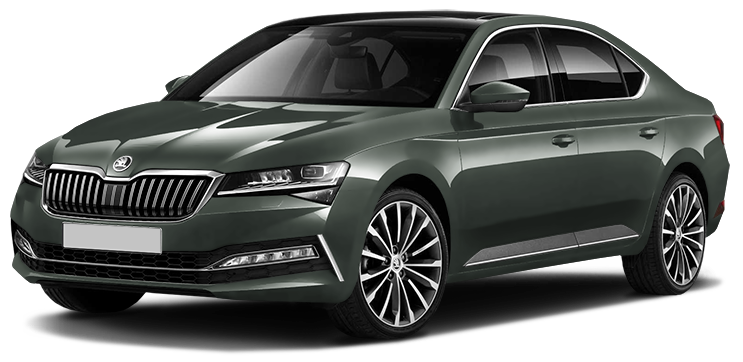 Skoda Superb new лифтбек (Style)