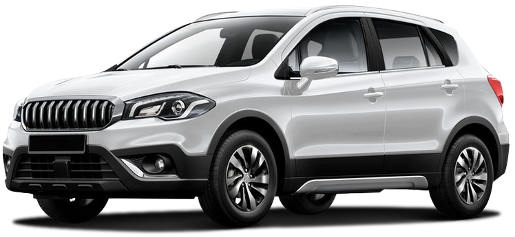 Suzuki SX4 GL 2020 - комплектация и фото: Механика коробка передач, бензиновый двигатель, цвет: Белый металлик у официальных дилеров в Москве, Вологде, Ярославле, архангельске,  170233
