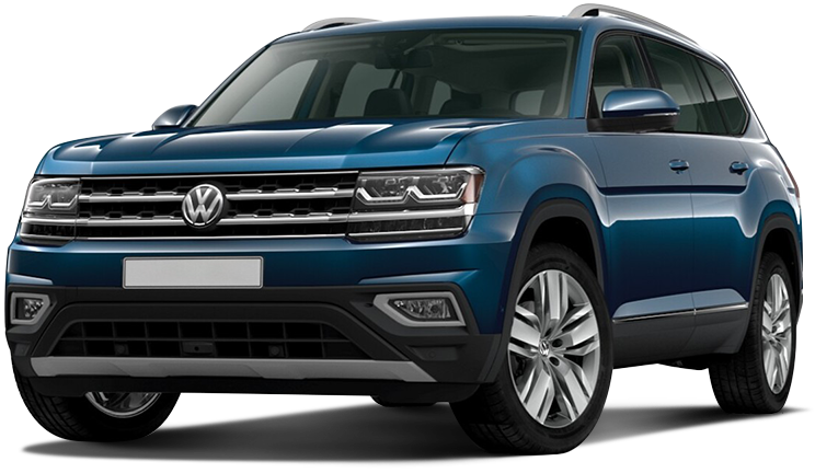 Volkswagen Teramont Кроссовер (Respect)