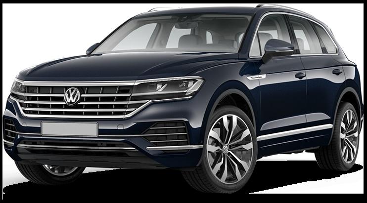 Volkswagen Touareg внедорожник (Respect)