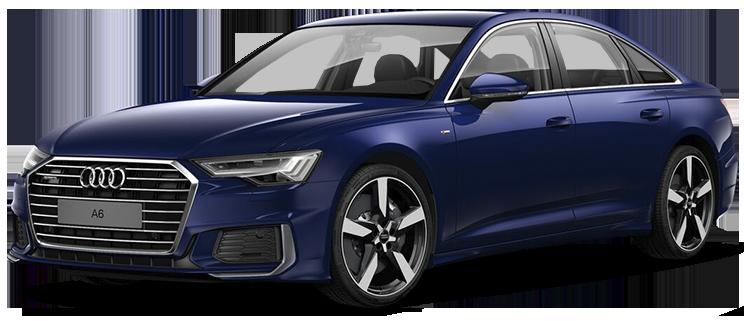 Audi A6 седан (Design)