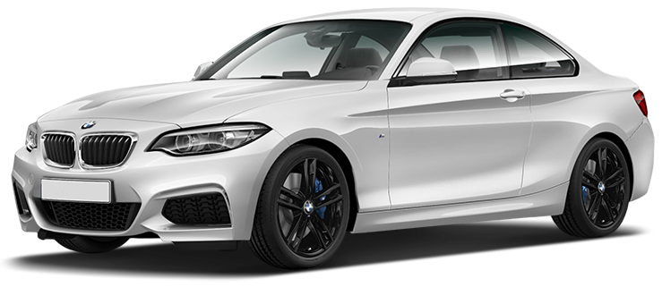 BMW 2 серия купе (218i)