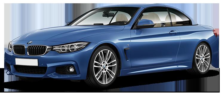 BMW  4 серия кабриолет (440i)
