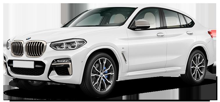 BMW X4  внедорожник (xDrive30i)