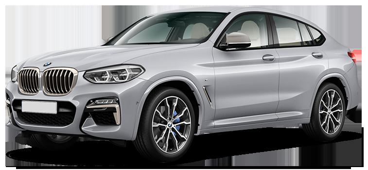 BMW X4 внедорожник (xDrive20d xLine)