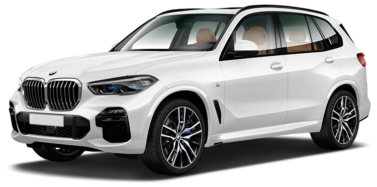 BMW X5 внедорожник (xDrive30d Business Plus)