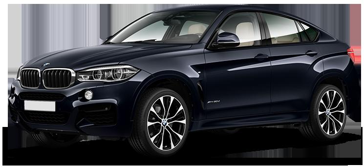 BMW X6 универсал (xDrive40d M Sport)