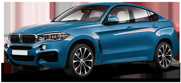BMW X6 внедорожник (xDrive30d M Sport)