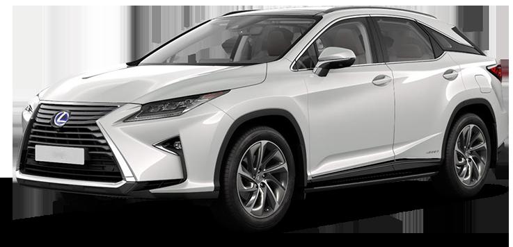 Lexus RX внедорожник (Premium)
