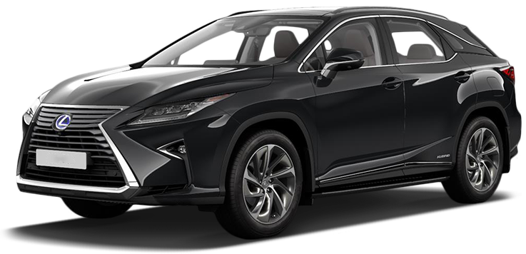 Lexus RX внедорожник (Exclusive)