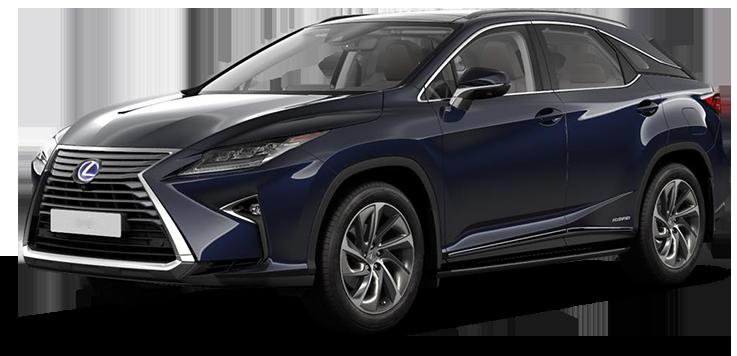 Lexus RX внедорожник (F Sport Luxury)