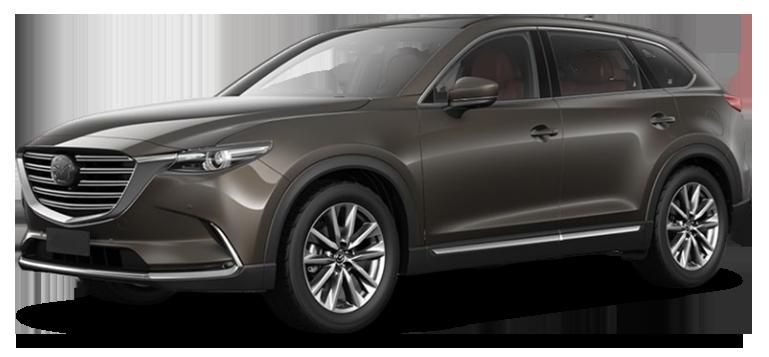 Mazda CX-9 внедорожник (Exclusive)