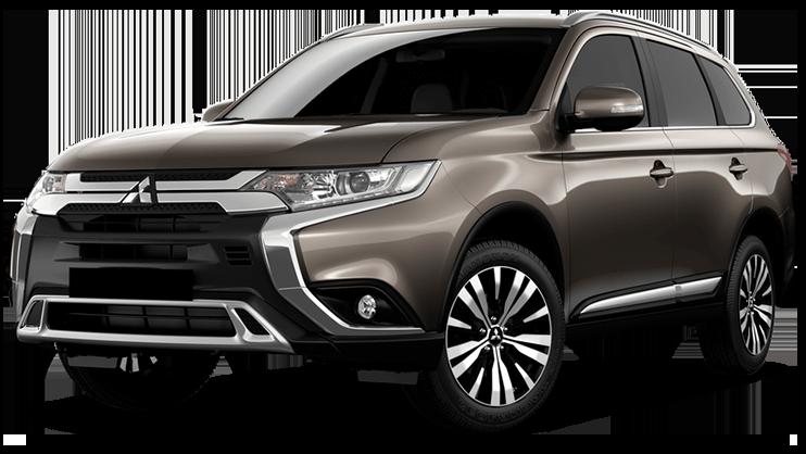 Mitsubishi Outlander внедорожник (Invite)