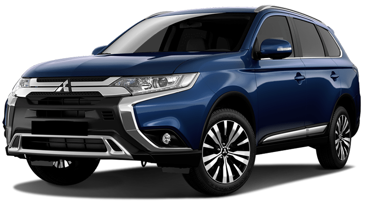 Mitsubishi Outlander внедорожник (Instyle)