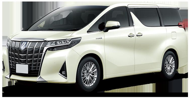 Toyota Alphard минивэн (Executive Lounge)