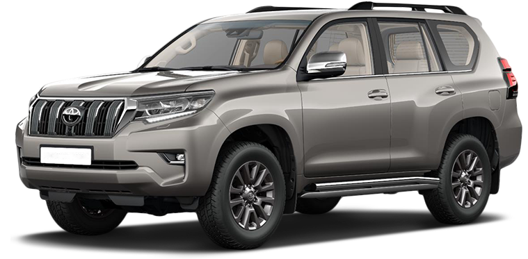 Toyota Land Cruiser Prado внедорожник (Elegance)