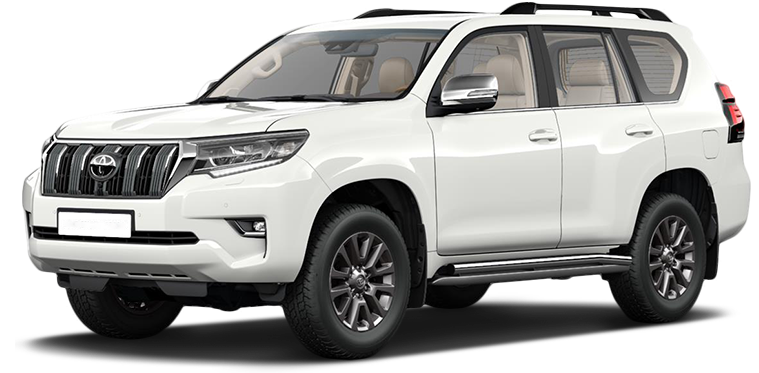 Toyota Land Cruiser Prado внедорожник (Style)