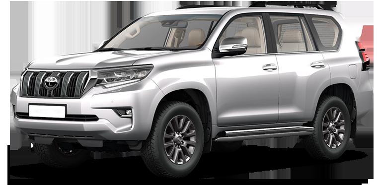 Toyota Land Cruiser Prado внедорожник (Standart)