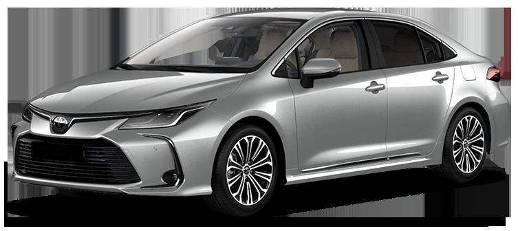 Toyota Corolla седан (Classic)