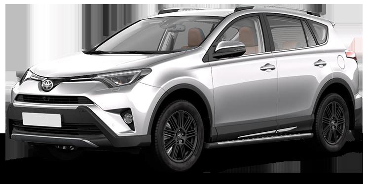 Toyota RAV4 внедорожник (25th Anniversary)