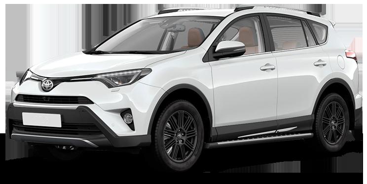 Toyota RAV4 внедорожник (Comfort Plus)