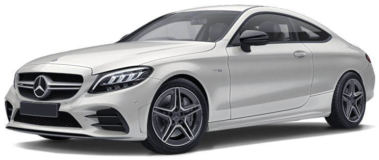 Mercedes-Benz C 43 AMG купе