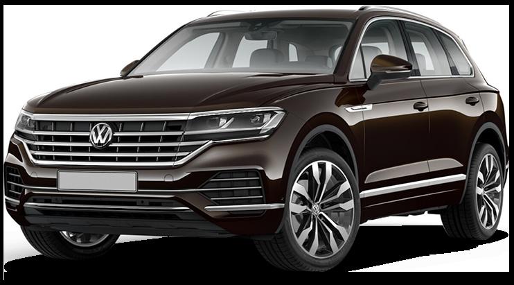 Volkswagen Touareg Внедорожник (Status)